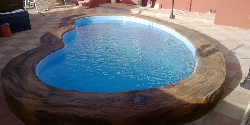piscina topacio